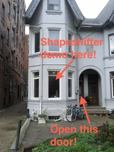 Shapeshifter Demo Location