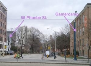 58 Phoebe St vs Ocho
